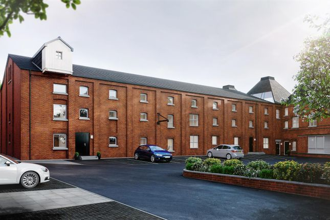 Thumbnail Flat for sale in The Brewery Yard, Hardy Street, Kimberley, Nottingham