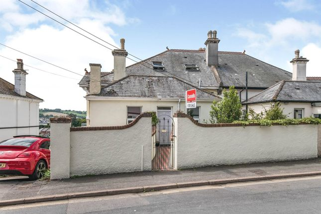 Thumbnail Flat for sale in Coombe Vale Road, Teignmouth