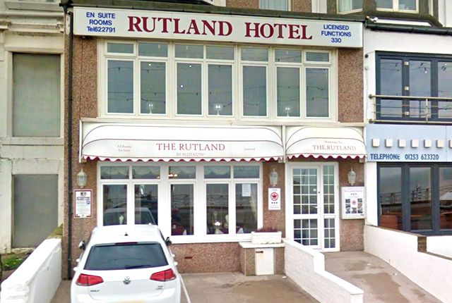 Hotel/guest house for sale in North Promenade, Blackpool