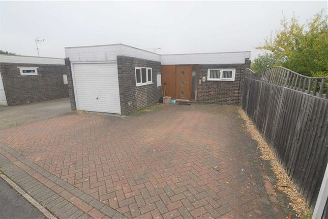 Thumbnail End terrace house for sale in Kingswood Road, Basildon, Essex