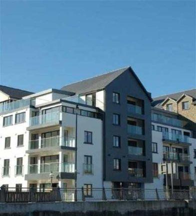 Thumbnail Flat to rent in Apt. 12 Quay West, Bridge Road, Douglas