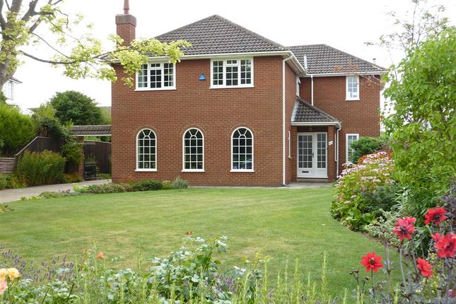Thumbnail Detached house for sale in Utterby Drive, Grimsby