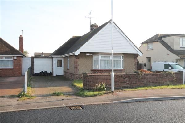 Bungalow for sale in Rush Green Road, Clacton-On-Sea