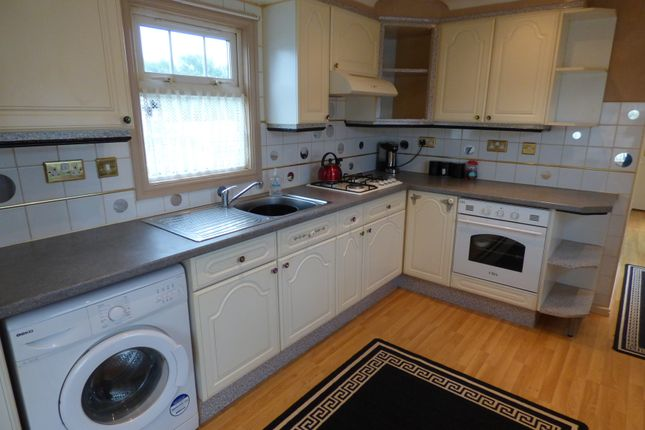 Kitchen of Five Acres, Gibbet Hill Lane, Scrooby, Doncaster DN10