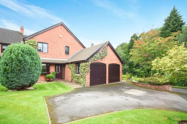 Thumbnail Detached house for sale in Edgehill Chase, Wilmslow, Cheshire, .