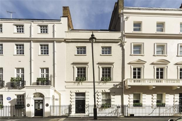Thumbnail Terraced house to rent in South Audley Street, Mayfair, London
