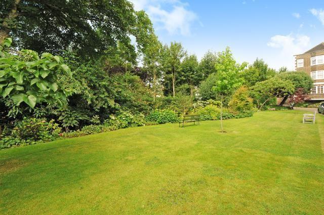 Communal Gardens of South Grove House, Highgate Village N6