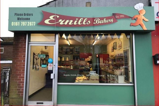 Thumbnail Retail premises for sale in Brandlesholme Road, Bury