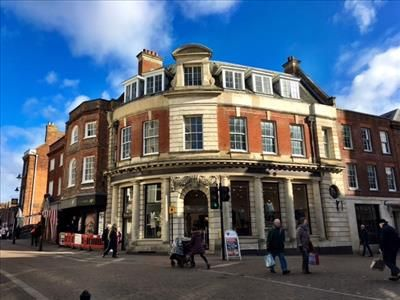 Photo of 1-3 Mansion House Street, Newbury RG14
