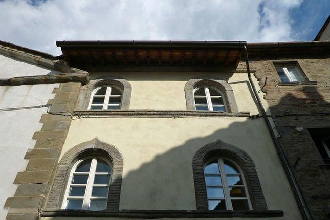 Exterior of Casa Antica, Cortona, Tuscany