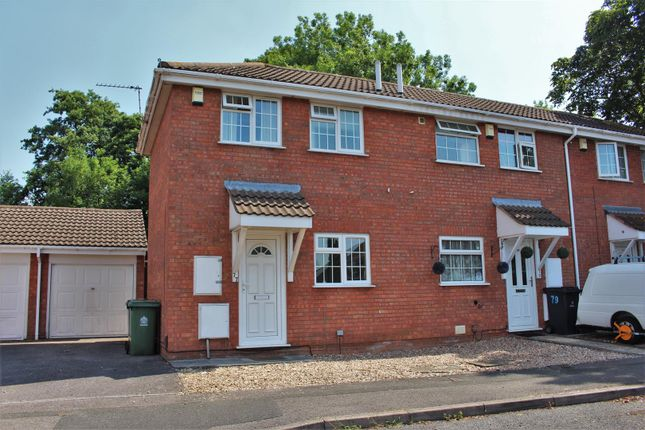 Thumbnail End terrace house to rent in Bittern Avenue, Abbeydale, Gloucester