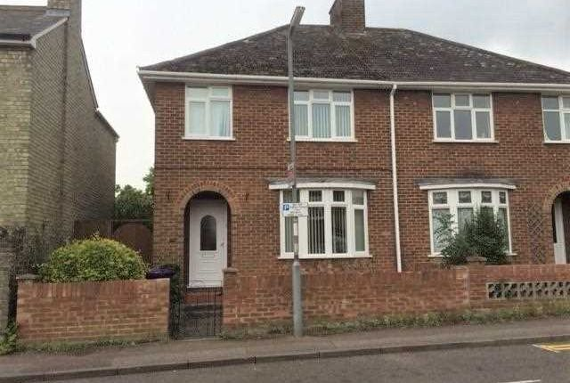 3 bed end terrace house to rent in Queens Road, Royston SG8