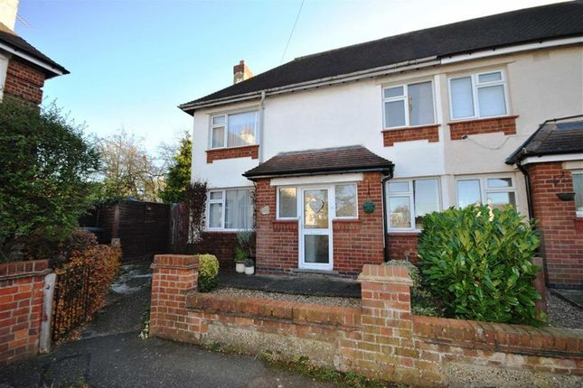 2 bed semi-detached house for sale in Wallace Terrace, Northampton