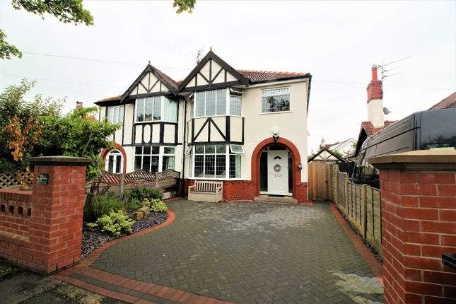 Thumbnail Semi-detached house for sale in Whiteside Way, Thornton-Cleveleys