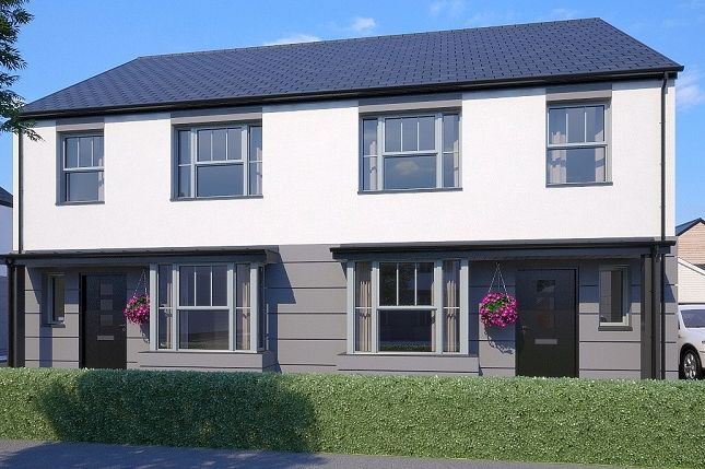 Thumbnail Semi-detached house for sale in The Allington, Greenspire, Clyst St Mary, Exeter, Devon