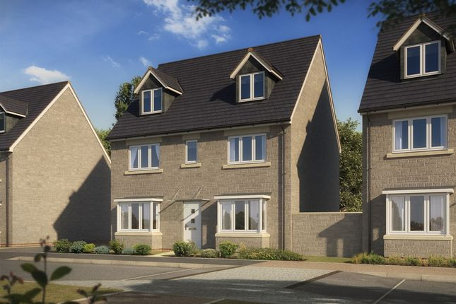 """Thumbnail Town house for sale in """"The Regent"""" at Locking Moor Road, Weston-Super-Mare"""