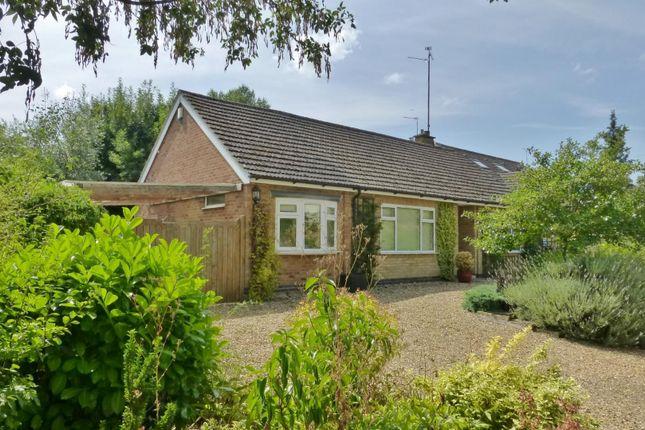 Thumbnail Detached bungalow for sale in Brook Lane, Great Easton, Market Harborough