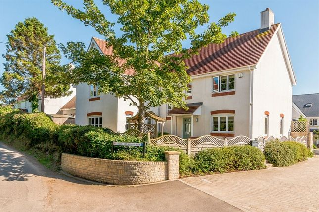 Thumbnail Detached house for sale in Wrington Road, Congresbury, Bristol, Somerset