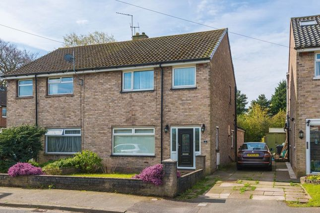3 bed semi-detached house for sale in Holly Close, Westhead, Ormskirk L40