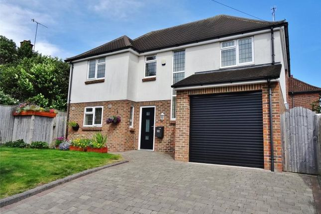 Thumbnail Detached house for sale in Pines Avenue, Broadwater, Worthing