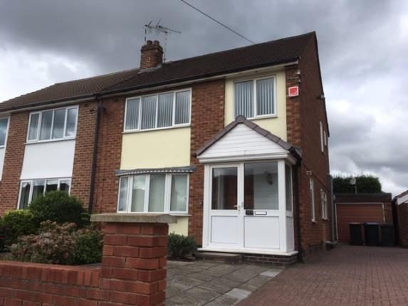 Front of Beake Avenue, Coventry, West Midlands CV6
