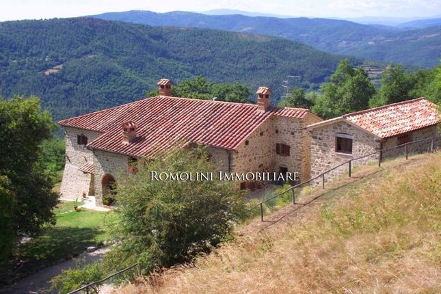 6 bed country house for sale in Monte Santa Maria Tiberina, Umbria, Italy