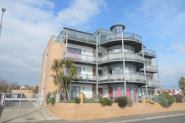 Thumbnail Triplex to rent in Lower Marine Parade, Harwich