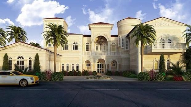 Thumbnail Villa for sale in Signature Villas, Palm Jumeirah, Dubai