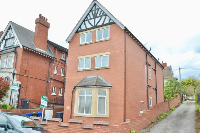 Thumbnail Flat to rent in Victorian Crescent, Doncaster