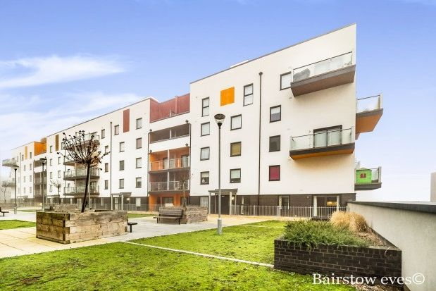 Thumbnail Flat to rent in Wideford Drive, Romford