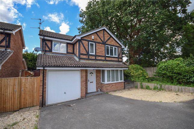 Thumbnail Detached house to rent in Sandstone Close, Winnersh, Wokingham, Berkshire