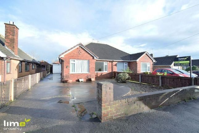 Thumbnail Bungalow to rent in Mill Lane, Kirkella