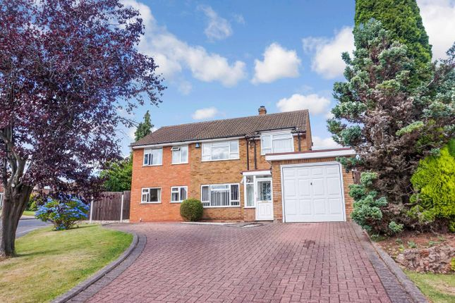 Thumbnail Detached house for sale in Cotysmore Road, Sutton Coldfield