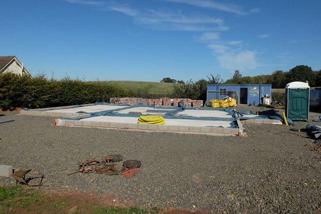 Thumbnail Land to let in Building Site, Ashperton, Ledbury, Herefordshire