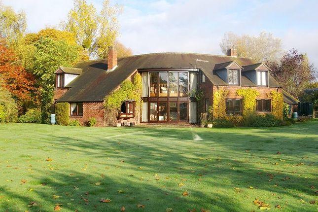 Thumbnail Detached house to rent in Eardiston, Tenbury Wells