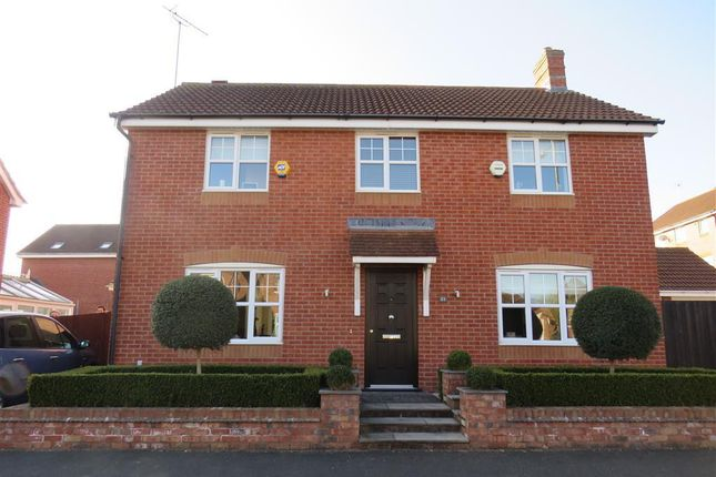 Thumbnail Detached house to rent in Farzens Avenue, Chase Meadow Square, Warwick