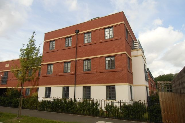 Outside Building of Wolsey Island Way, Leicester LE4