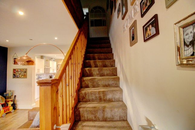 Staircase of Church Hill, Barnsley S71