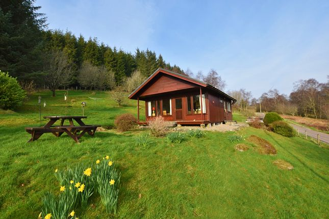 Thumbnail Detached bungalow for sale in Strontian, Acharacle