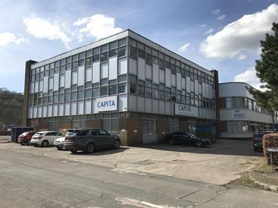 Thumbnail Office to let in Unit G1, Treforest Industrial Estate, Pontypridd