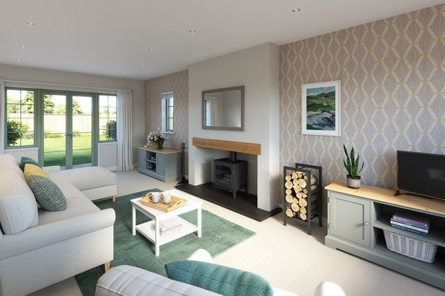 Thumbnail Property for sale in Church Farm, Rode