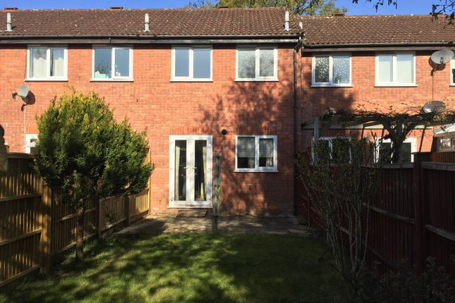 Thumbnail Terraced house to rent in Radnor Road, Martins Heron