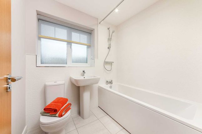 """Typical Bathroom of """"The Eveleigh B"""" at Douglas Crescent, Auckland Park, Bishop Auckland DL14"""