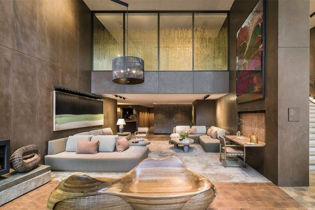 Residents Lounge of Holland Park Villas, 6 Campden Hill, London W8