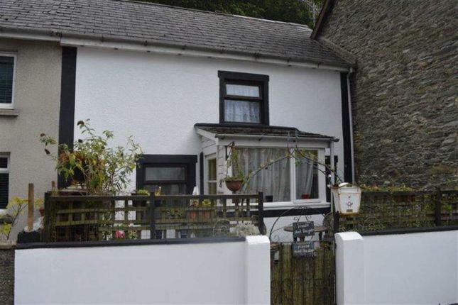 Thumbnail Terraced house for sale in 2, Tan Y Foel, Machynlleth, Machynlleth