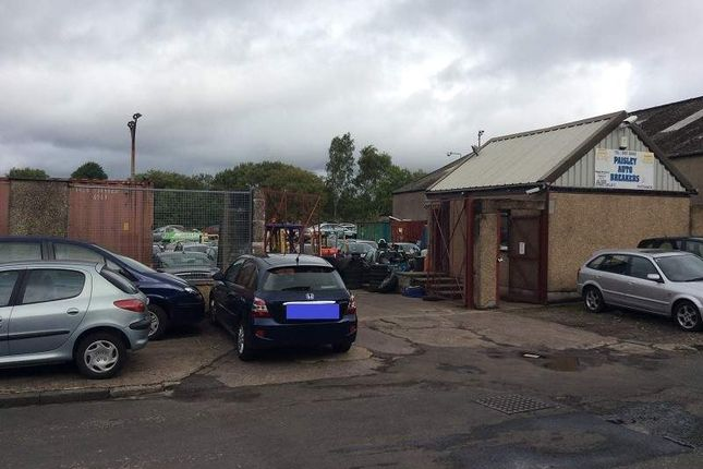 Thumbnail Parking/garage for sale in Scotts Road, Paisley