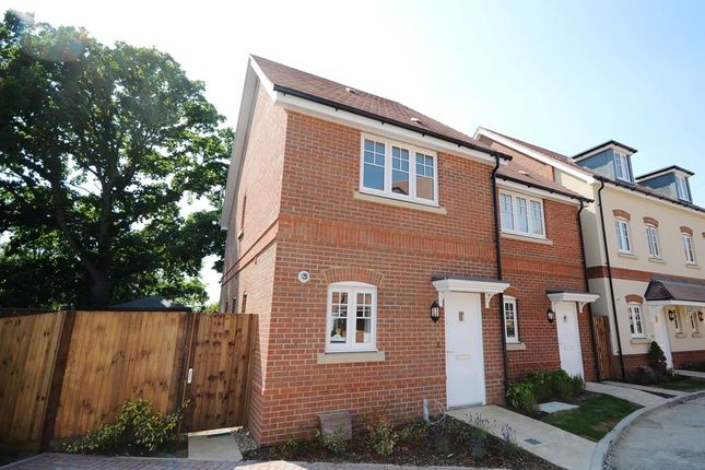 Thumbnail End terrace house to rent in Blenheim Place, Camberley