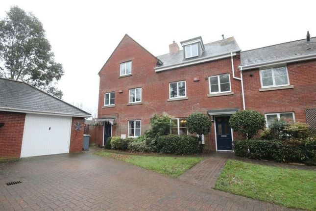 Thumbnail Terraced house to rent in Morris Drive, Little Plumstead, Norwich