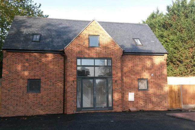 Thumbnail Detached house for sale in Plot 3 Coach House Mews, Church Lane, Goldington
