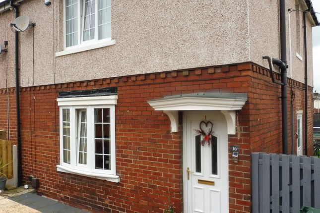 Front View of Cross Street, Grimethorpe, Barnsley S72